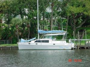 Used Endeavour Sail Catamaran Sailboat For Sale