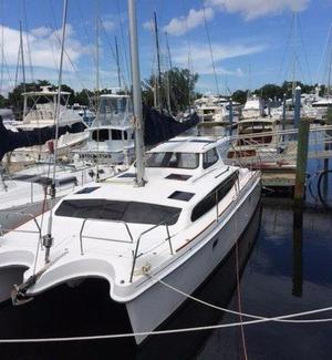 Used Gemini Legacy 35 Catamaran Sailboat For Sale