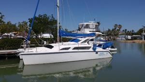 Used Gemini 105M Catamaran Sailboat For Sale