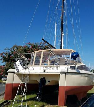 Used Prout Quest 33CS Catamaran Sailboat For Sale