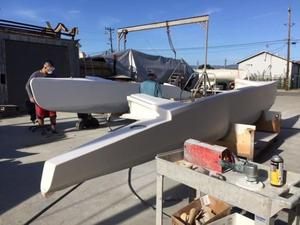Used Telstar 28 Trimaran Sailboat For Sale