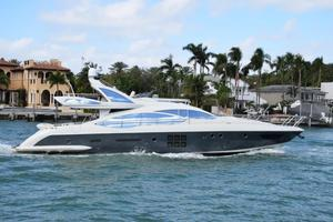 Used Azimut 72S Sport Cruiser Motor Yacht For Sale