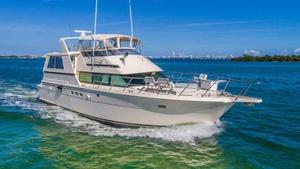 Used Hatteras CMY Motor Yacht For Sale