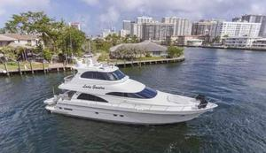 Used Neptunus Enclosed Skylounge Motor Yacht For Sale