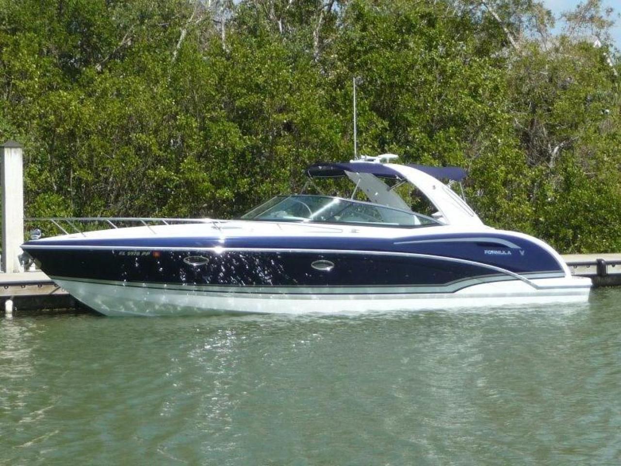 Used Formula 350 Sun Sport Cruiser Boat For