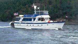 Used Defever 60 Motor Yacht For Sale