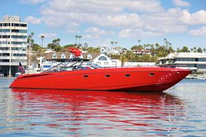 Used Hallett Express Cruiser Boat For Sale