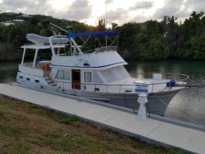 Used Albin Sundeck Trawler Boat For Sale