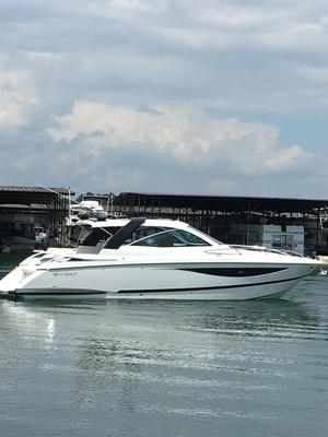 Used Cobalt Coupe Express Cruiser Boat For Sale