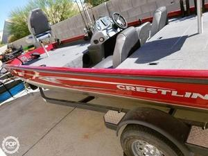 Used Crestliner TC18 Bass Boat For Sale