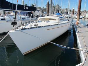 Used Bill Lee Yachts Santa CRUZ 40 Racer and Cruiser Sailboat For Sale