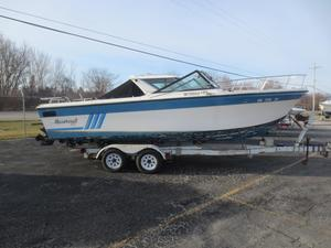 Used Sportcraft 230230 Freshwater Fishing Boat For Sale