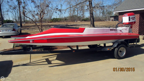 Used Full Throttle 18 High Performance Boat For Sale
