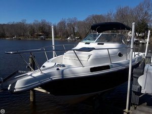 Used Caravelle Seahawk 230 Walkaround Fishing Boat For Sale