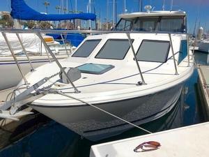 Used Bayliner 2859 Ciera Express Hardtop Sports Fishing Boat For Sale