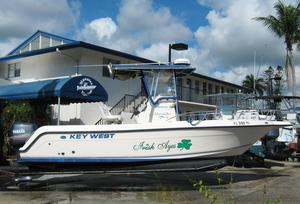 Used Key West 2300 CC2300 CC Center Console Fishing Boat For Sale