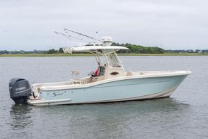 Used Scout 262 XSF262 XSF Saltwater Fishing Boat For Sale