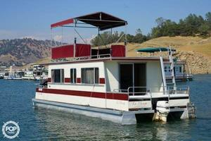 Used Patio Cruisers 15 x 35 House Boat For Sale