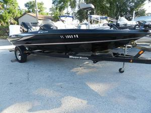 Used Triton 18 Explorer18 Explorer Bass Boat For Sale