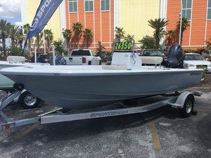 New Sportsman Boats 18 ISLAND BAY18 ISLAND BAY Boat For Sale