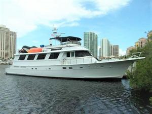 Used Hatteras Cockpit Motoryacht Motor Yacht For Sale