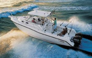 Used Boston Whaler 305 Conquest305 Conquest Saltwater Fishing Boat For Sale