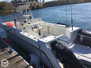 Used Glacier Bay 260 Canyon Runner Power Catamaran Boat For Sale