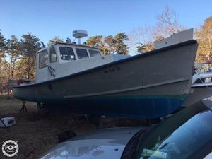 Used Repco 30 Downeast Fishing Boat For Sale