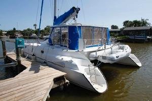 Used Fountaine Pajot Athena 38 Catamaran Sailboat For Sale