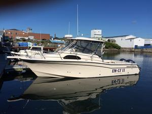 Used Grady-White 30' MARLIN30' MARLIN Saltwater Fishing Boat For Sale