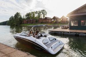 New Yamaha Boats 212 LTD212 LTD Bowrider Boat For Sale