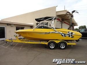 Used Crownline 21 SS LPX21 SS LPX Bowrider Boat For Sale