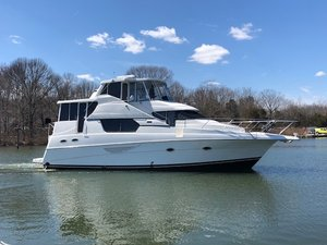 Used Silverton 453 MY Motor Yacht For Sale