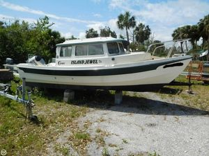 Used C-Dory 22 Pilothouse Boat For Sale