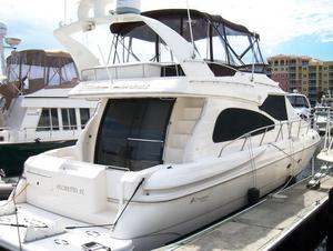 Used Cruisers Yachts 5000 Sedan Sport Convertible Fishing Boat For Sale