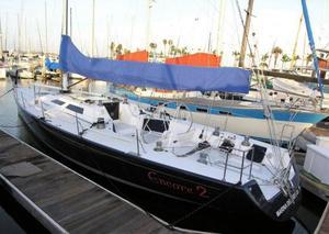 Used Green Marine Dubois 50 Sloop Sailboat For Sale
