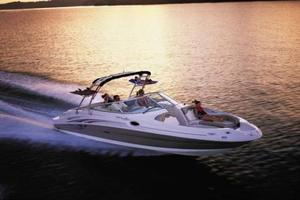 Used Sea Ray 270 Sundeck Sports Cruiser Boat For Sale