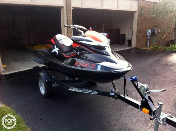 2010 used sea doo rxp x 255 personal watercraft for sale. Black Bedroom Furniture Sets. Home Design Ideas