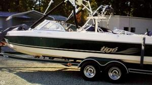 Used Tige 2300 V Limited Ski and Wakeboard Boat For Sale