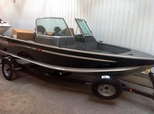New Alumacraft Classic 165 Sport Sports Fishing Boat For Sale