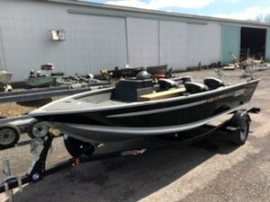 New Alumacraft Classic 165 CS Sports Fishing Boat For Sale