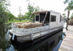 Used Sun Tracker 32 Party Cruiser - Regency Edition Pontoon Boat For Sale