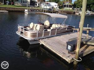 Used G3 x22RF Pontoon Boat For Sale