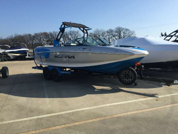 New Supra SG450 Ski and Wakeboard Boat For Sale