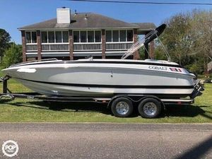 Used Cobalt 23 LS Bowrider Boat For Sale