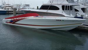 Used Formula 382 FASTech382 FASTech High Performance Boat For Sale