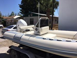 Used Novurania 550dl Tender Boat For Sale
