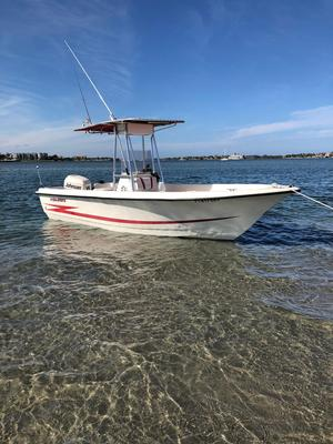 Used Hydra-Sports 22 LTS Vector22 LTS Vector Center Console Fishing Boat For Sale
