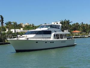 Used Pacific Mariner Flybridge Boat For Sale