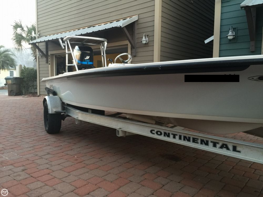 2002 used hewes bonefisher 18 flats fishing boat for sale for Flats fishing boats